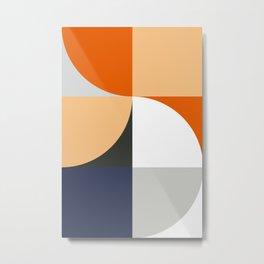 Contemporary 61 Metal Print