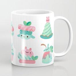 Choco Mint Rabbit Coffee Mug