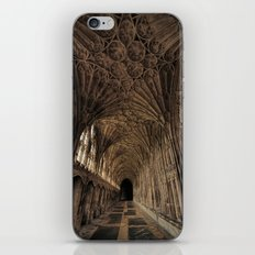 Echoes of silence iPhone & iPod Skin
