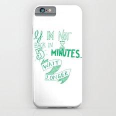 ace ventura iPhone 6s Slim Case