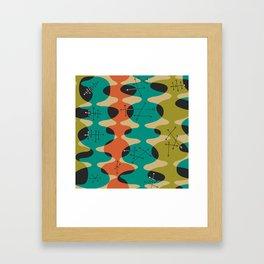 Monto Framed Art Print