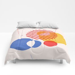Commander II Comforters