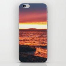 Sunset Strength iPhone & iPod Skin