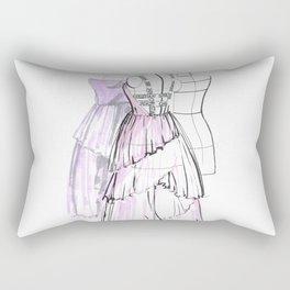 Haute Couture Rectangular Pillow