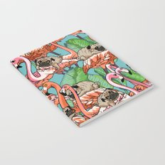 Flamingo Party Notebook