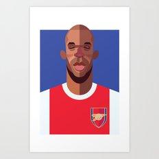 TH14 | Gunners Art Print