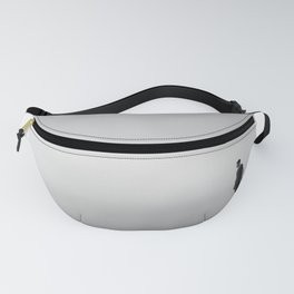Standing in the Clouds Fanny Pack