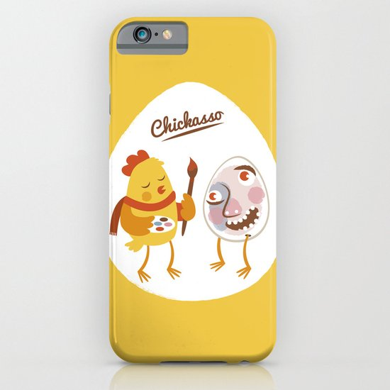Chickasso iPhone & iPod Case