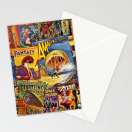 Pulp Fiction 8 Stationery Cards