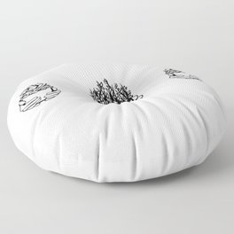For Ally Floor Pillow
