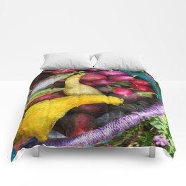 CSA Basket Fall Harvest Comforters