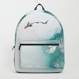 Man In The Moon Backpack