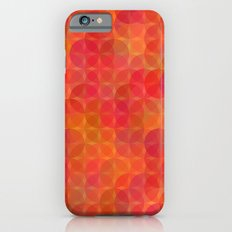 Stained Glass Sunrise iPhone 6s Slim Case