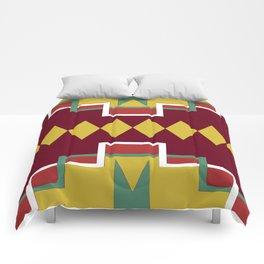 Native pattern Comforters