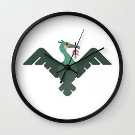 Liverpool Liver Bird Wall Clock