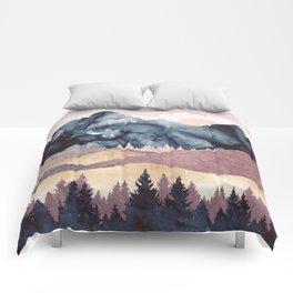Mauve Vista Comforters