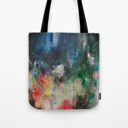 Metropolis Eight Tote Bag