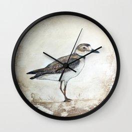 Plover Wall Clock