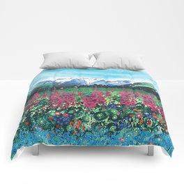 Girdwood Valley Comforters