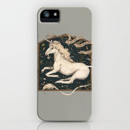 I Dwell in Possibility iPhone Case