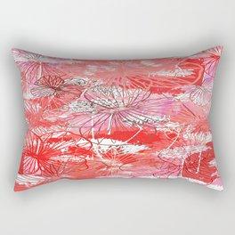 Love for florals Rectangular Pillow