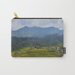 LANDSCAPE - Sa Pa Carry-All Pouch
