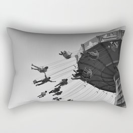 Summer Nights at Navy Pier Rectangular Pillow