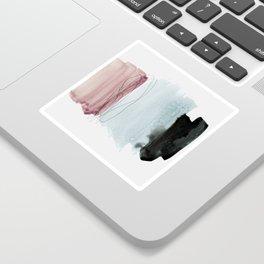 minimalism 4 Sticker