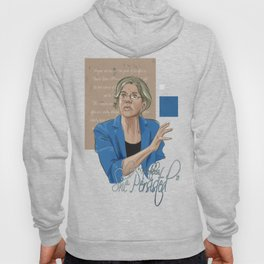 """""""Nevertheless, She Persisted"""" Hoody"""