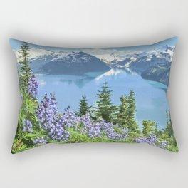 Breathtaking Scenery Rectangular Pillow