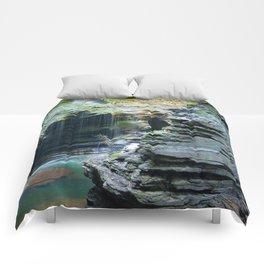 Rainy Glen Comforters