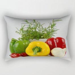 Fresh and tasty Rectangular Pillow