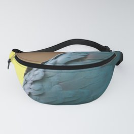 Macaw Feathers Fanny Pack