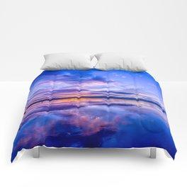 Scottish Sunset Comforters