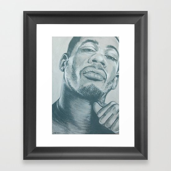 didier morville Framed Art Print
