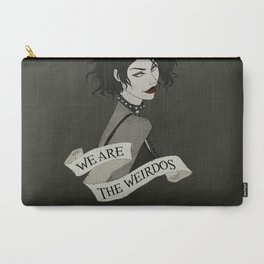 We Are the Weirdos Carry-All Pouch