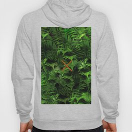 nature frequency - festival green tune Hoody