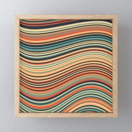Calm Summer Sea Framed Mini Art Print
