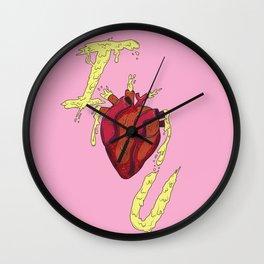I Organ U Wall Clock