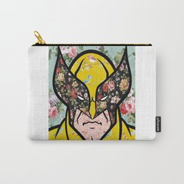 Floral (Wolverine)James Logan Howlett Carry-All Pouch