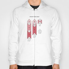 Know Your Meat Hoody