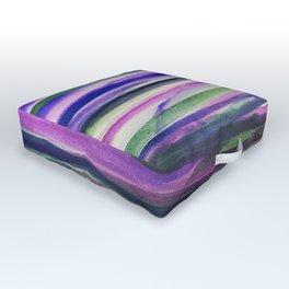 I Like to Mauve It Outdoor Floor Cushion