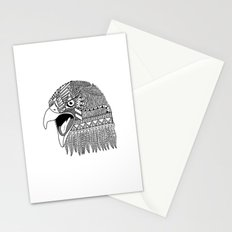 Indian Eagle Stationery Cards