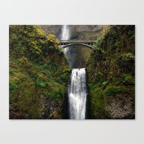 Multnomah Bridge Canvas Print