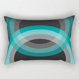 Color Gradient #8 Rectangular Pillow