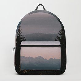 Faraway Mountains - Landscape and Nature Photography Backpack