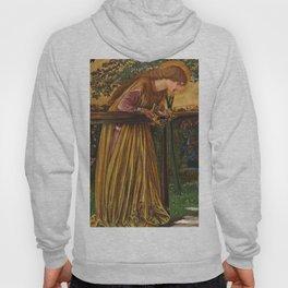 """Edward Burne-Jones """"The Blessed Damozel"""" Hoody"""