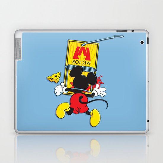 A Better Mousetrap Laptop & iPad Skin
