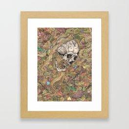 Entschlafen Framed Art Print
