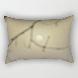 Illusive Sun Rectangular Pillow